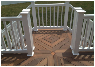 Cool as patios and decks