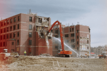 demolition contractors Brisbane