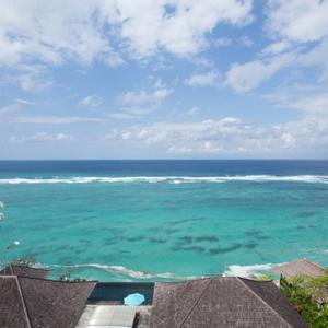 vacation villa in Bali
